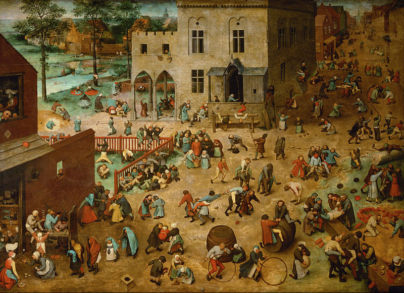 Children's Games (Bruegel)
