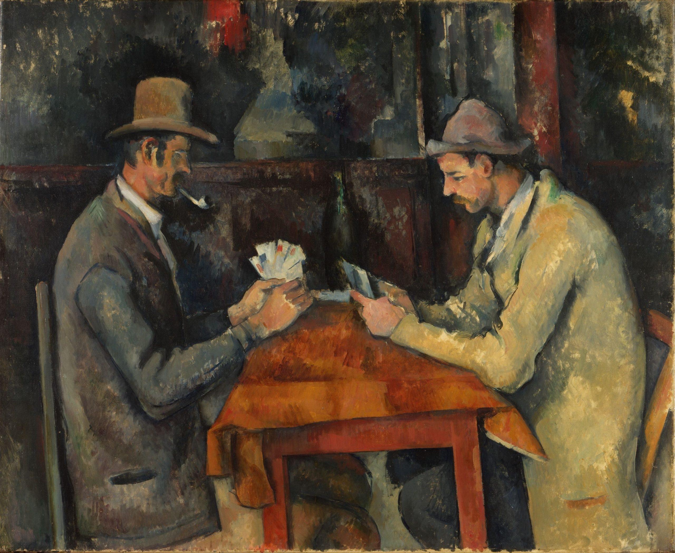 Les joueurs de carte (The Card Players)