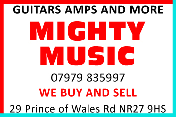 Mighty Music Cromer