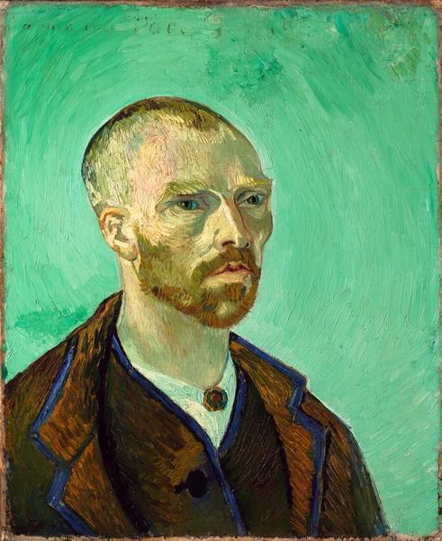 Self Portrait Dedicated to Paul Gauguin (1888)